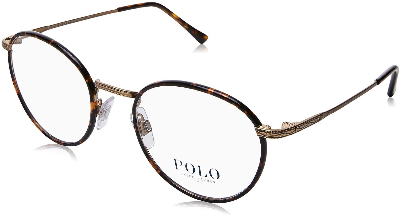 TALLA 50. Polo Ralph Lauren 0PH1153J, Monturas de Gafas para Hombre