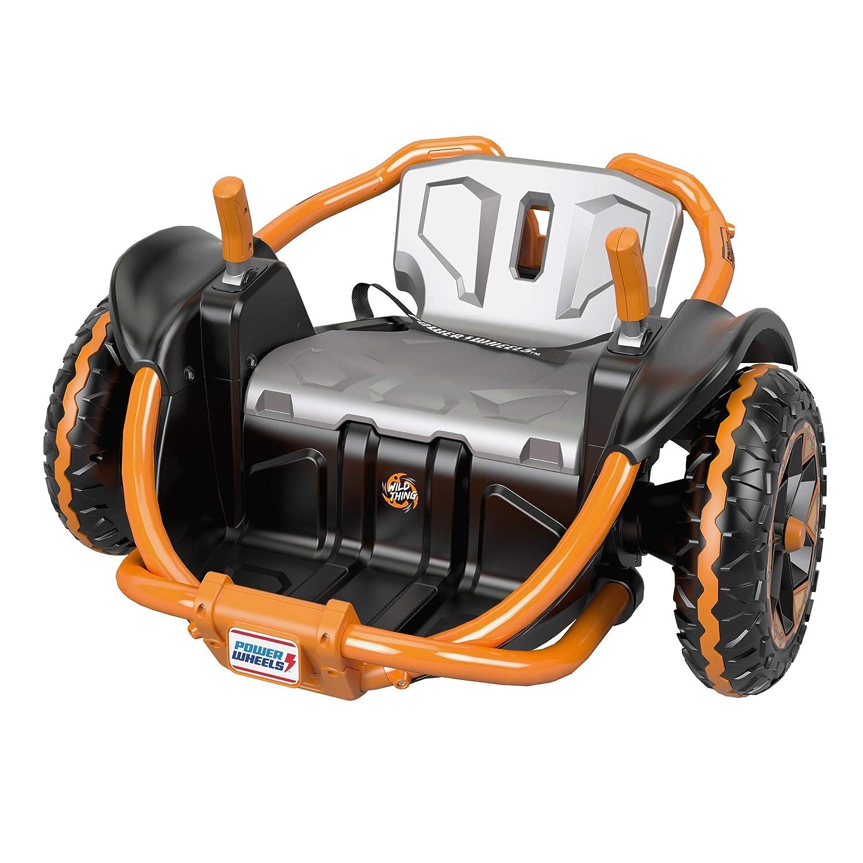 Power Wheels Wild Thing, Orange/Black