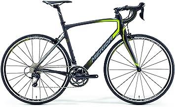 Merida Ride 4000 28 pulgadas bicicleta negro/amarillo (2016 ...