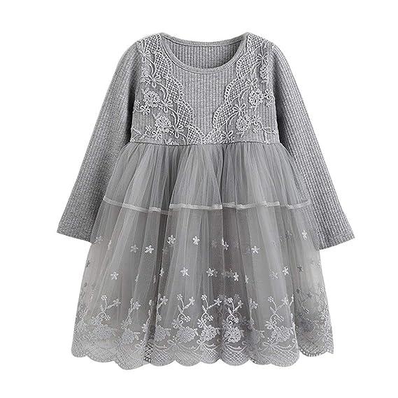 Vestidos niña, Vestidos de Fiesta de Tul de Princesa de ...