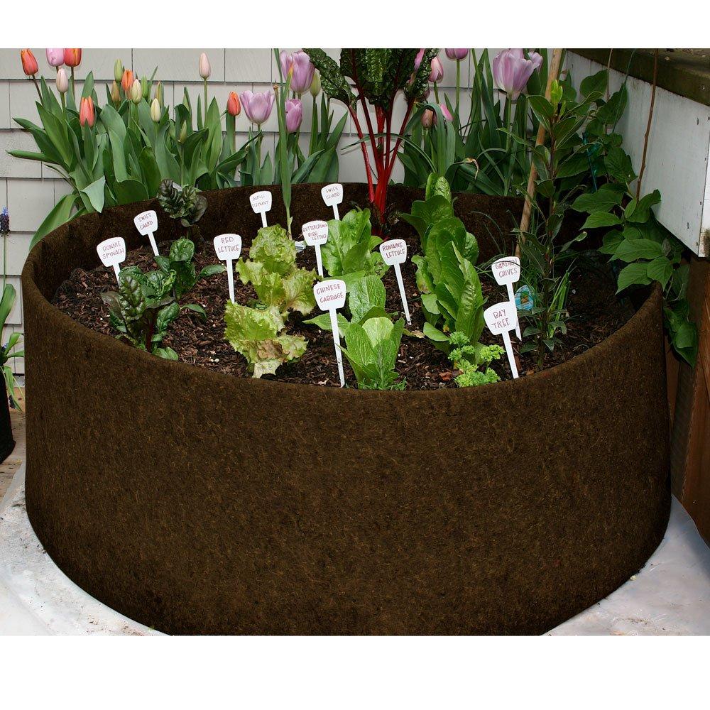 Amazon.com : Root Pouch 150 Gallon Non-Degradable Mega Grow Bag ...