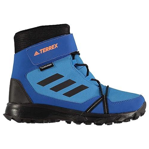 finest selection 769a9 78792 adidas Terrex Snow CF CP CW K, Botas de Nieve Unisex Niños Amazon.es  Zapatos y complementos