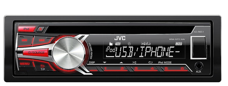 JVC KD-R651 Receiver Treiber Windows 10