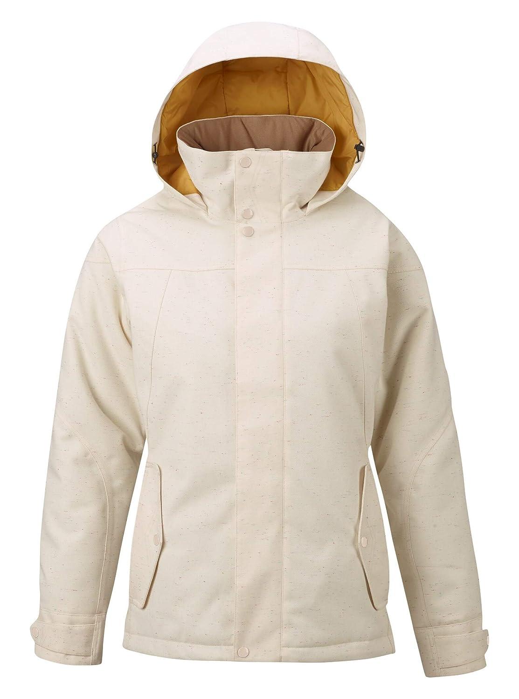 Canvas Fleck Burton Women's Jet Set Jacket