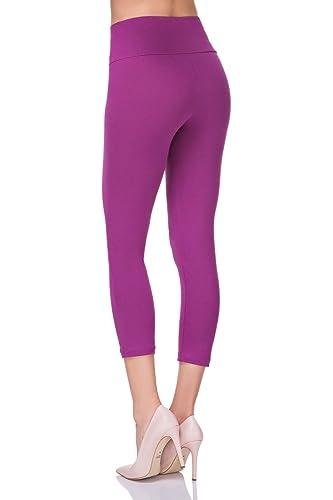 FUTURO FASHION 3 4 Leggings Taille Haute Panneau de Contrôle Actif Pantalon  Toutes Les Tailles 36-50 EU LWP34  Amazon.fr  Vêtements et accessoires 032d780956fa