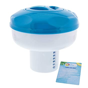 U.S. Pool Supply Floating Chlorine Dispenser