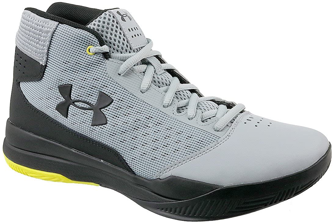 Under Baskets Armour Jet 2017 1300016-941, Baskets Under Homme 49.5 EU|Mehrfarbig (Black,grey 001) acdf3f