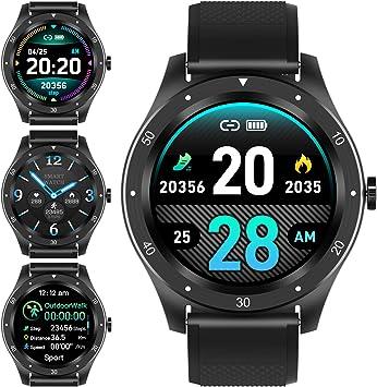 Vyacheslav Smart Watch Fitness Tracker, Bluetooth Smartwatch IP67 ...