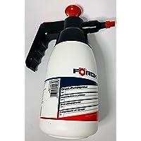 Förch 1L Pumpsprühflasche Sprühflasche Pumpflasche für Flüssigkeiten und Chemikalien ohne Aceton
