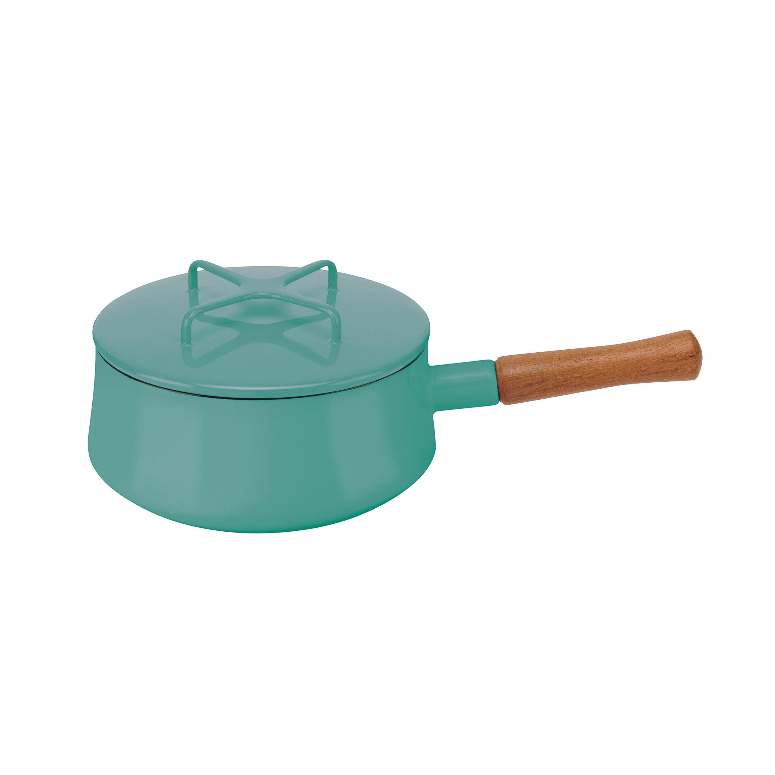 Dansk Kobenstyle Teal Saucepan, 2-Quart by Dansk (Image #1)