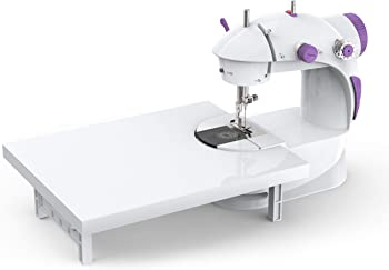 KPCB Mini Sewing Machine with Foot Pedal