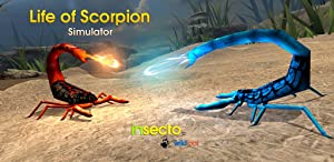 Life of Scorpion from Wild Foot Games