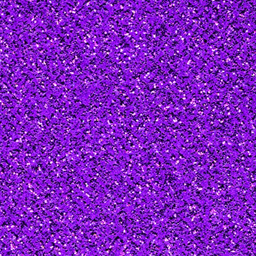American Crafts 377775 Prosperous Purple Coredinations Specialty Cardstock Glitter Silk 20 Pack of 12 X 12