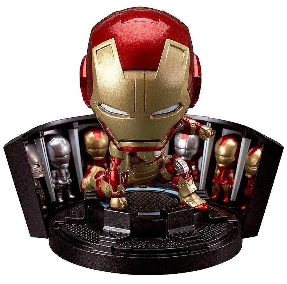 Good Smile Iron Man Mark 42 Heros Edition Nendoroid Action Figure