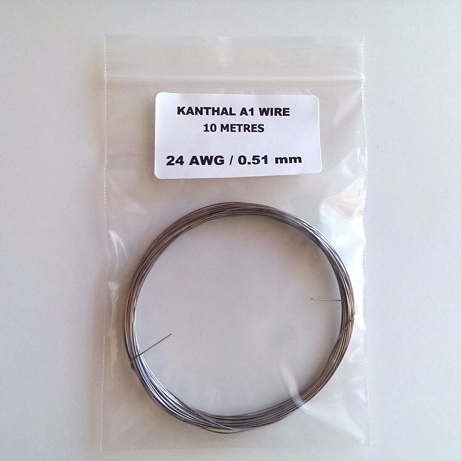 Quality Kanthal A1 Resistance Wire - 20, 22, 24, 26, 28, 30 & 32 AWG ...