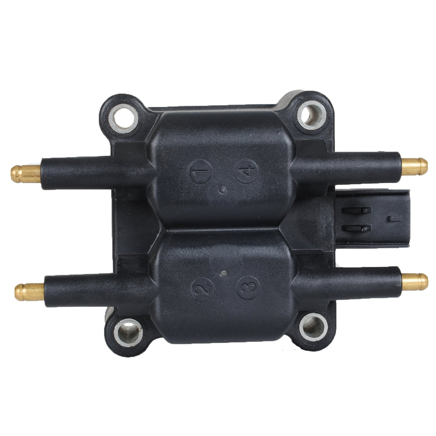Ignition Coil Pack for Chrysler Dodge Jeep Mini Mitsubishi Plymouth Compatible with C1136