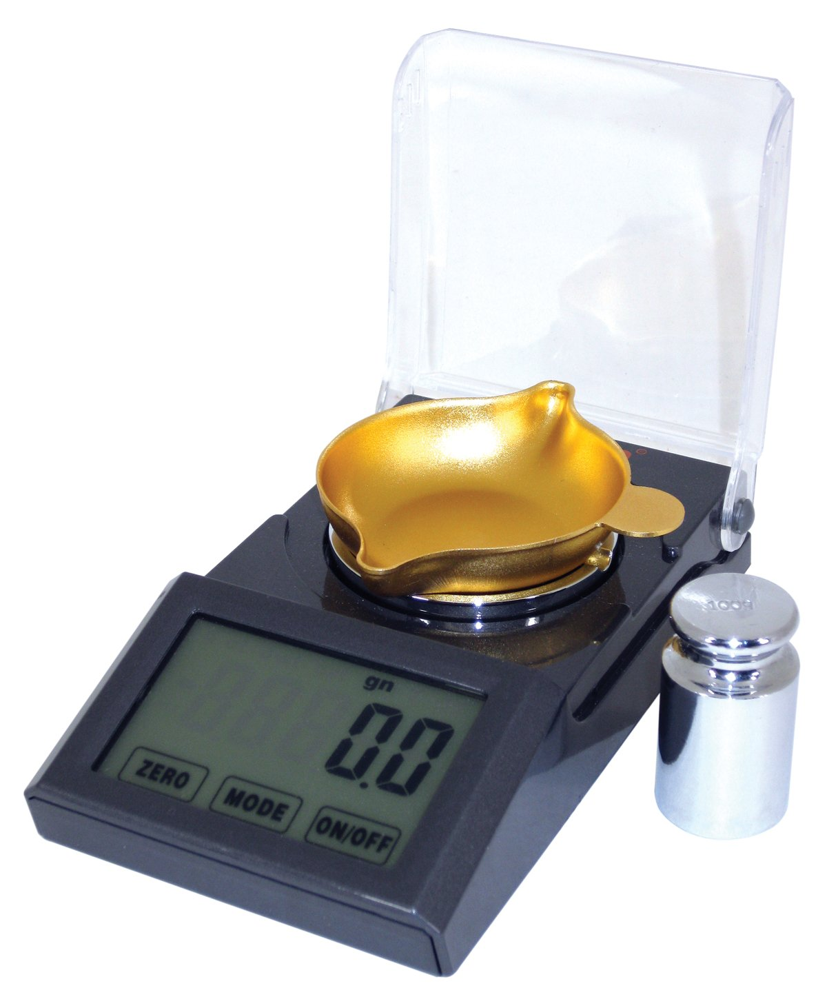 Lyman Micro-Touch 1500 Electronic Scale 110V 7750700 by Lyman