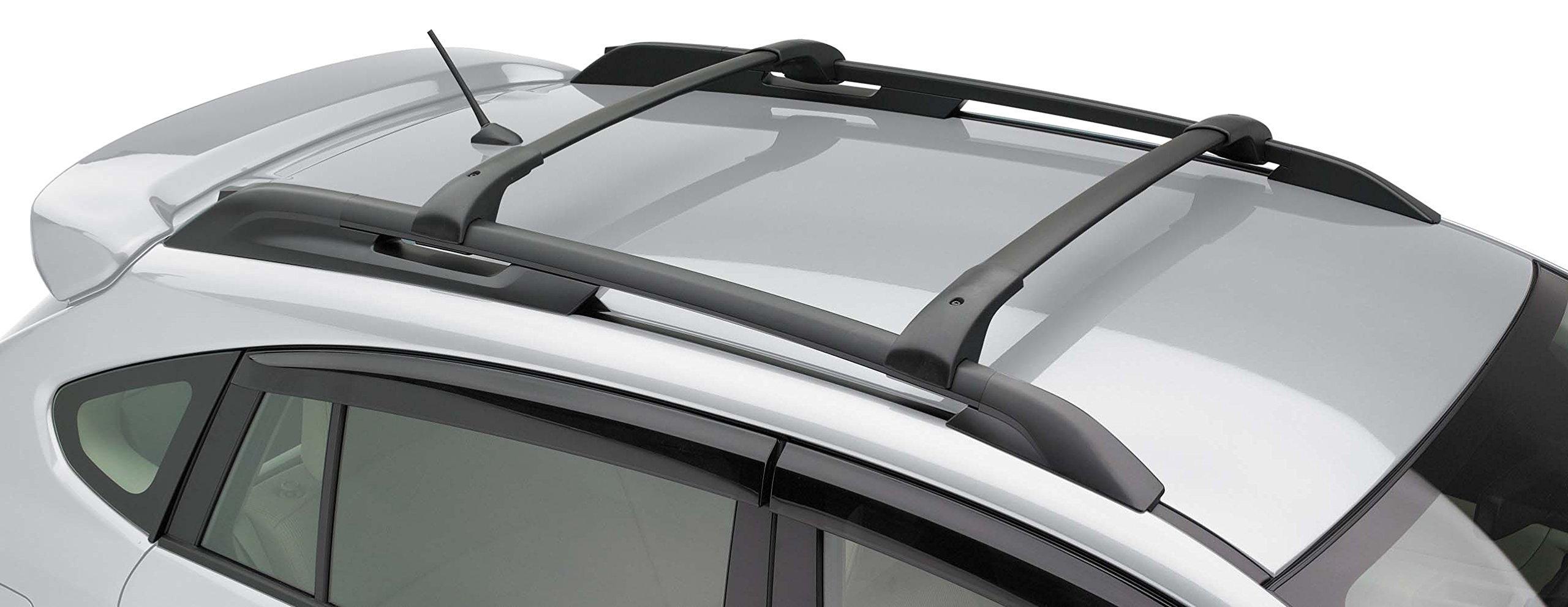 BRIGHTLINES 2013-2017 Subaru Crosstrek & 2012-2016 Impreza Aero Crossbars Roof Racks