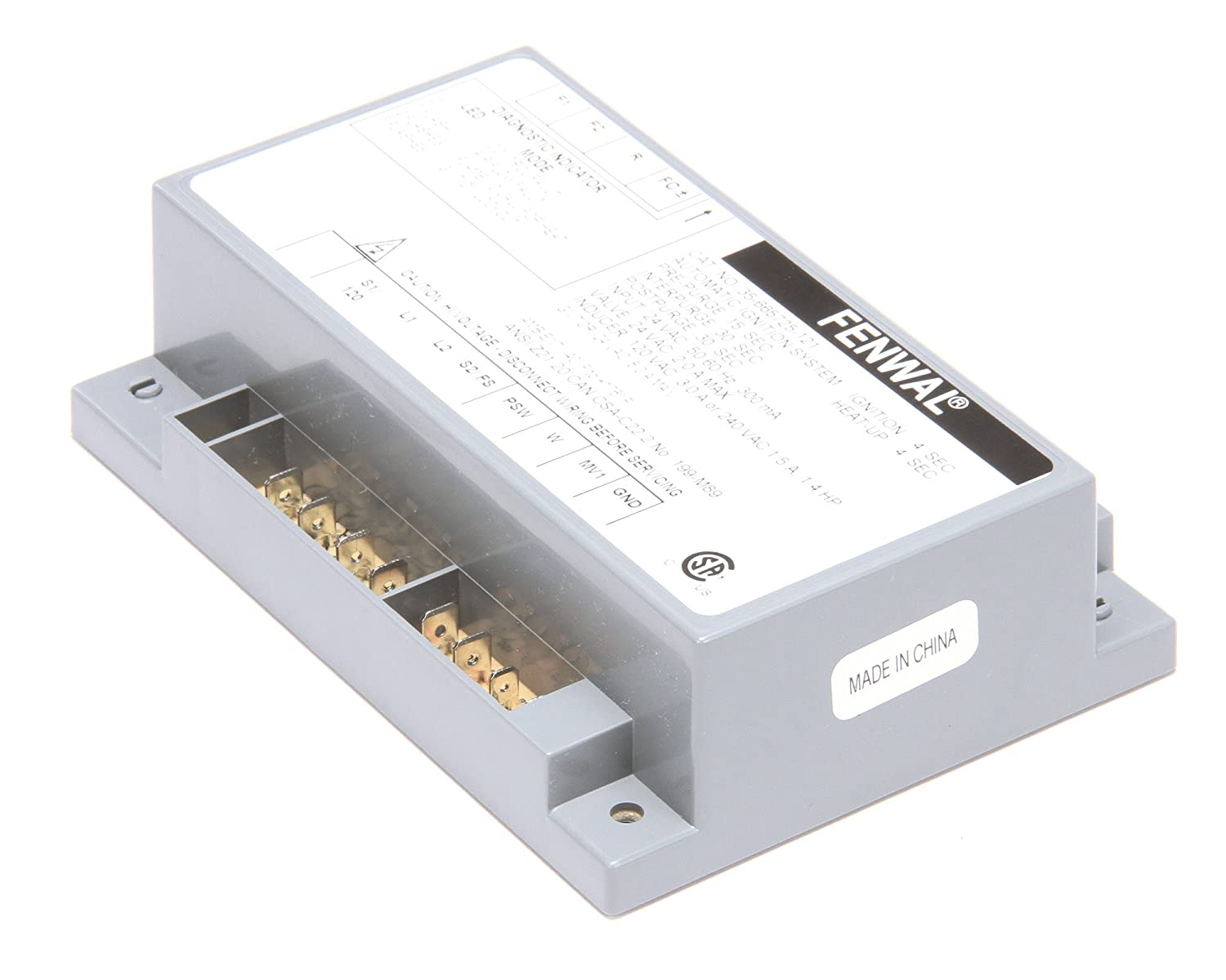Image of Commercial Cooking Equipment Baxter 01-1000V9-00170 Ignition Control, 3 Tfi, No Reset