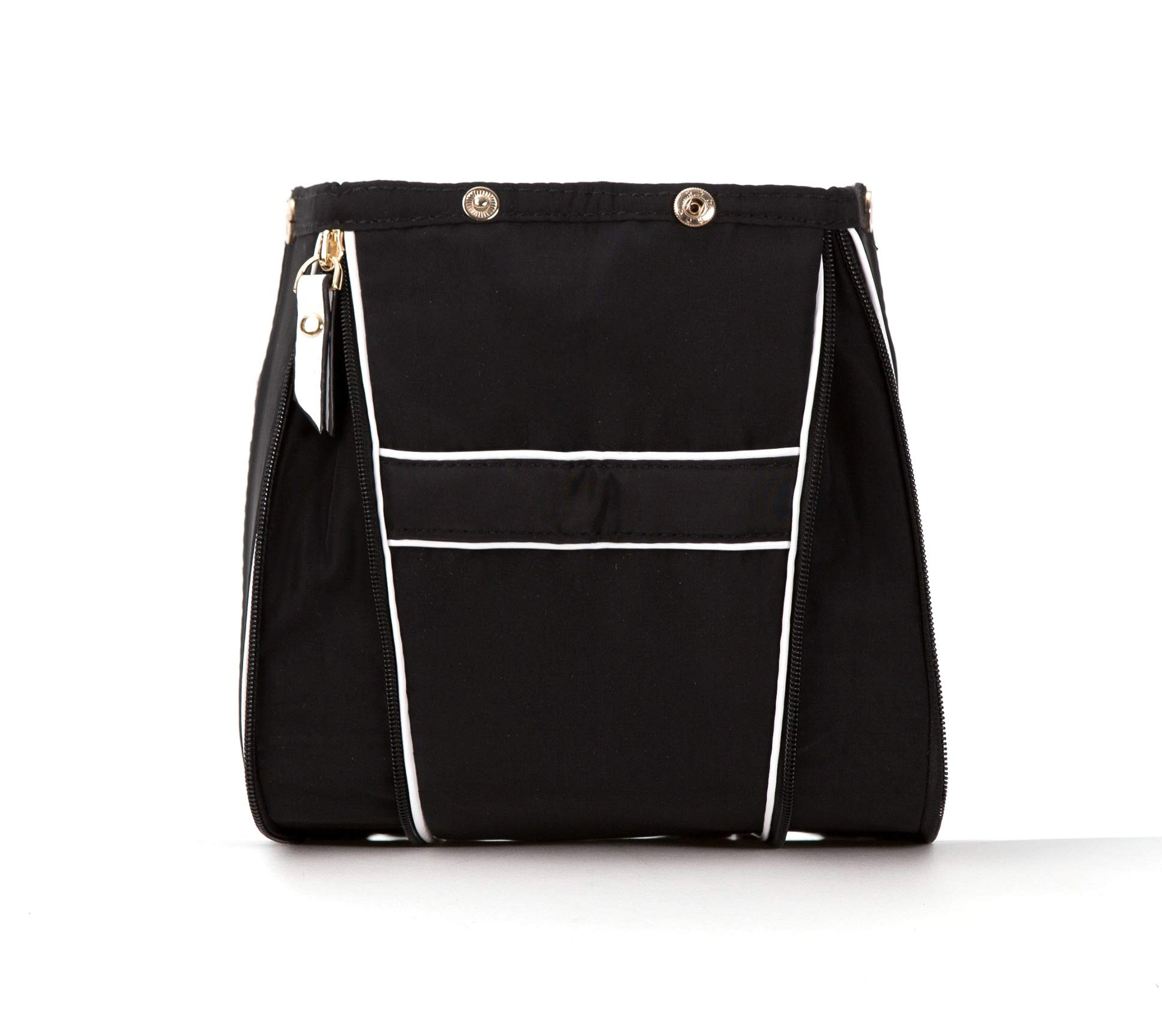 PurseN Handbag Organizer Insert (Small, Blanc Noir) by PurseN (Image #4)