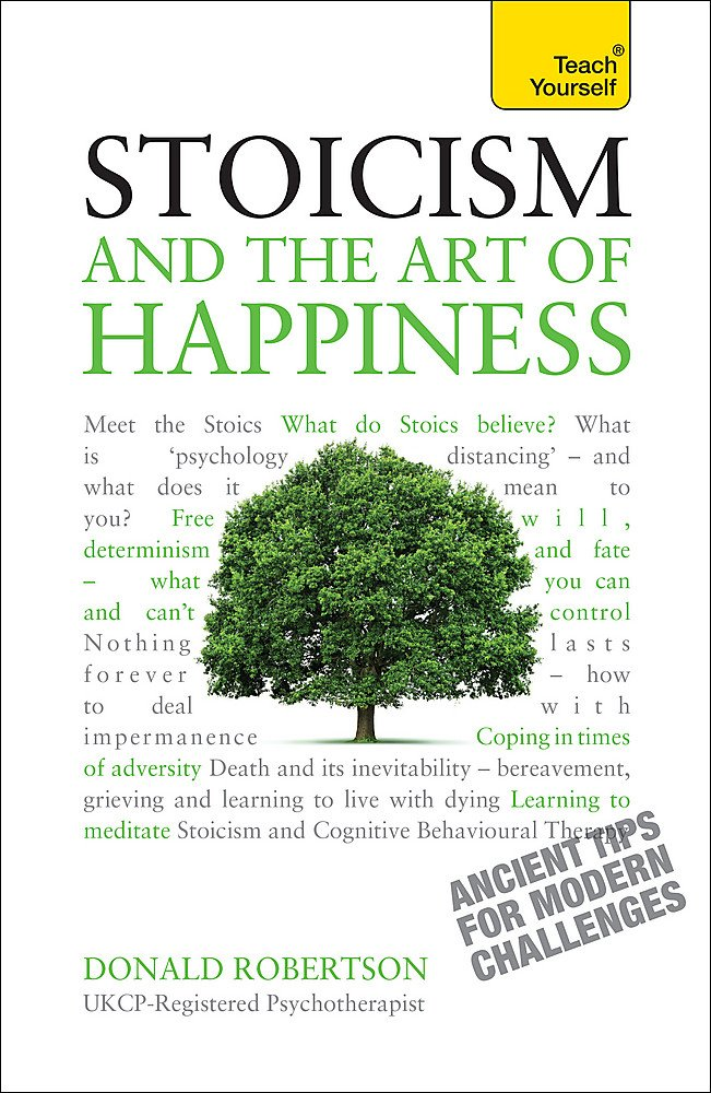 Download Stoicism and the Art of Happiness (Teach Yourself) ebook