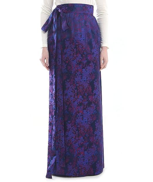 Antieque Alive Hanbok - Vestido - para mujer morado violeta
