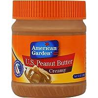 American Garden Creamy Peanut Butter - 340 gm