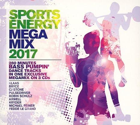 Sports Energy Megamix 2017