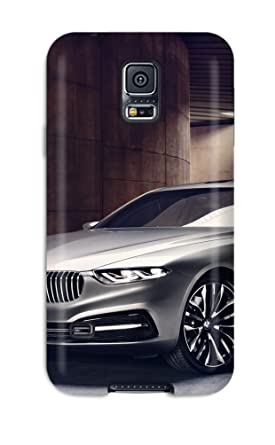 Amazon.com: 4226302K36238625 For Galaxy S5 Premium Tpu Case ...