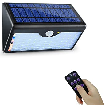 60 led solar lights outdoor remote control sieges motion sensor 60 led solar lights outdoor remote control sieges motion sensor wireless waterproof security wall light mozeypictures