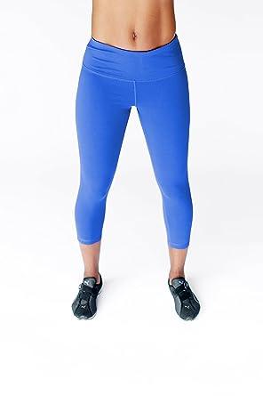 60c642344bc870 TEMA Athletics Solid Compression Regular Legging 21 inch Inseam iPhone  6Plus Pocket (XXL, Blue) at Amazon Women's Clothing store:
