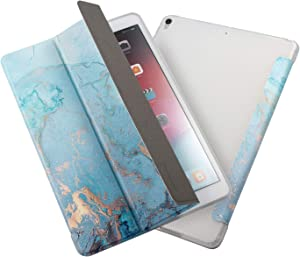 Insten - Marble Tablet Case Compatible with iPad Air 3 2019 / iPad Pro 10.5