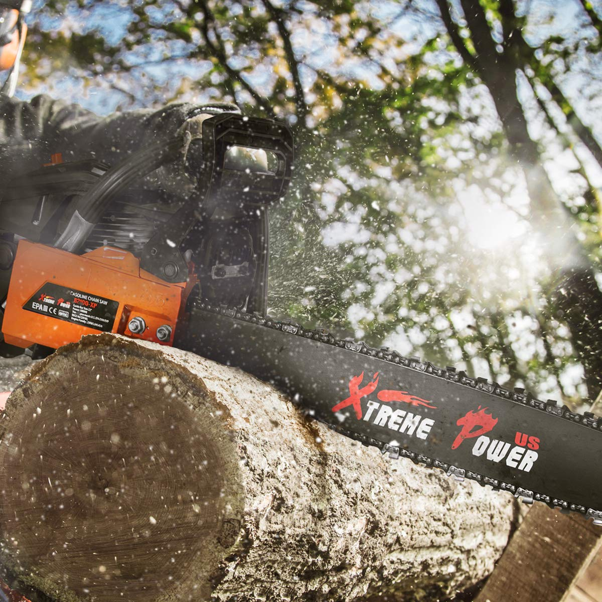 XtremepowerUS 82100-XP Chainsaws product image 2