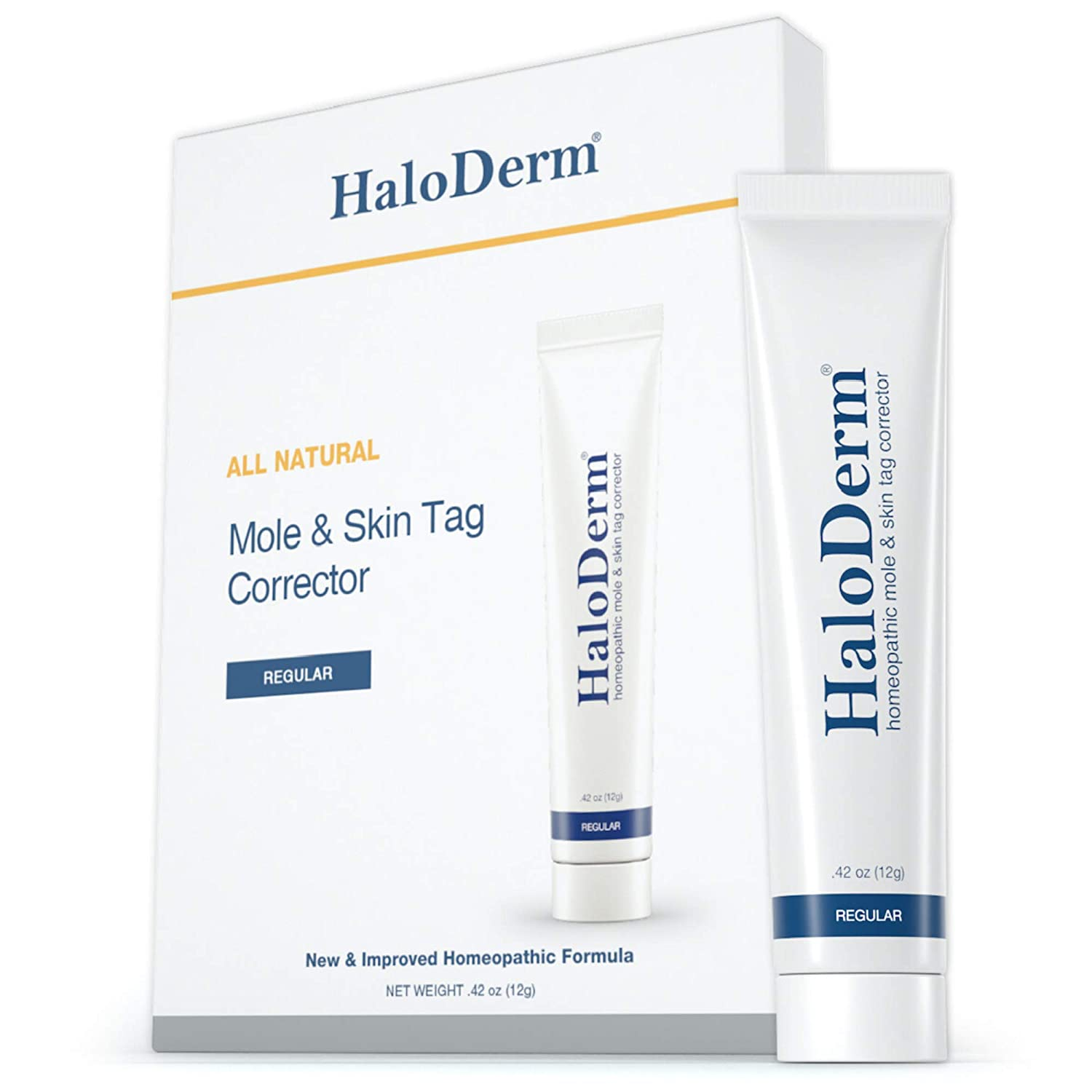 Amazon Com Haloderm Skin Tag Remover Mole Remover All