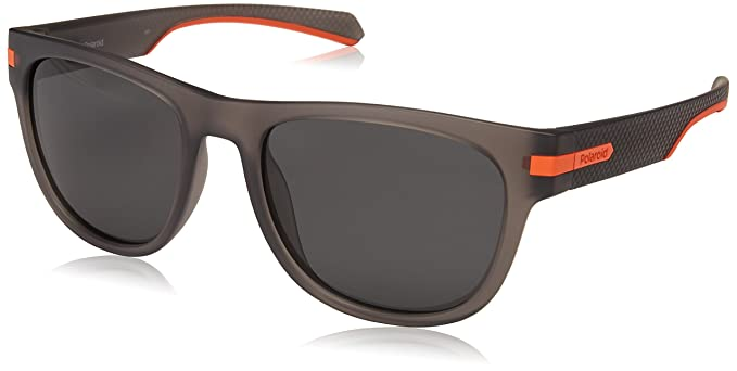 10b0b410a07ac Image Unavailable. Image not available for. Color  Polaroid Sunglasses PLD  2065 s Polarized Rectangular ...