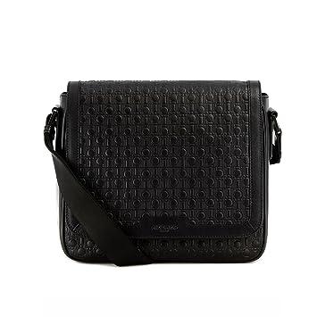 75804cf5be AZZARO - sac bandoulière homme - sac besace - sacoche à porter épaule – 100%