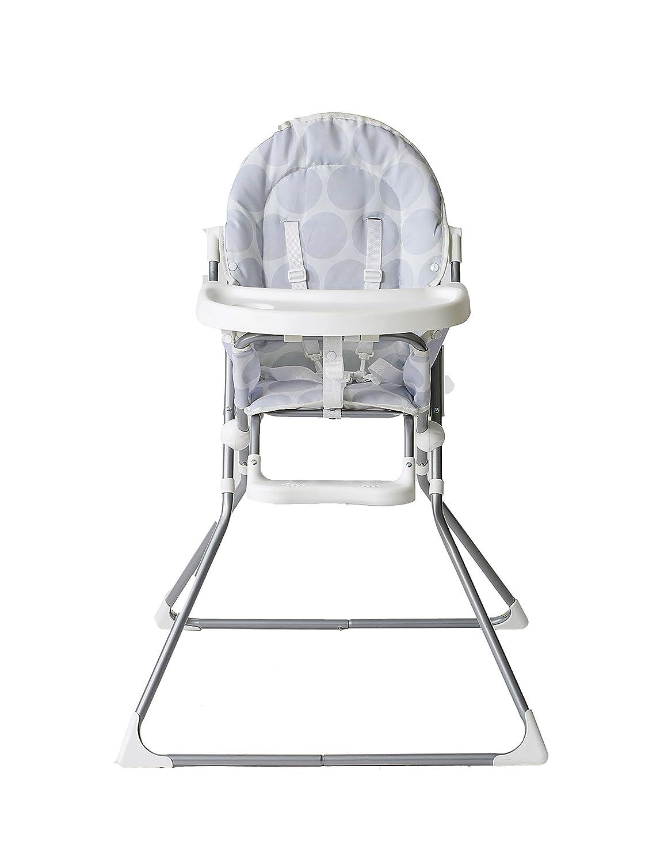 Baby Elegance Salt and Pepper High Chair
