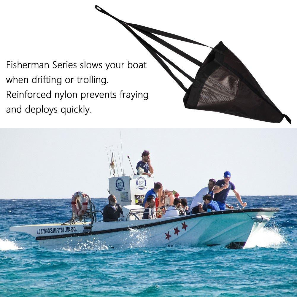 Bnineteenteam Ancora Kayak da Pesca Ancora da Pesca Sea Drogue Kayak Canoa Boat Sea Brake Drift Sock