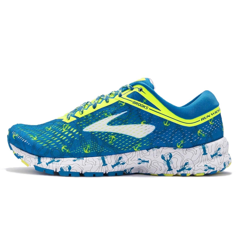 (ブルックス) ローンチ 5 ボストン マラソン メンズ ランニング シューズ Brooks Launch 5 Boston Marathon 1102781D-417 [並行輸入品] B07B8LGDNM