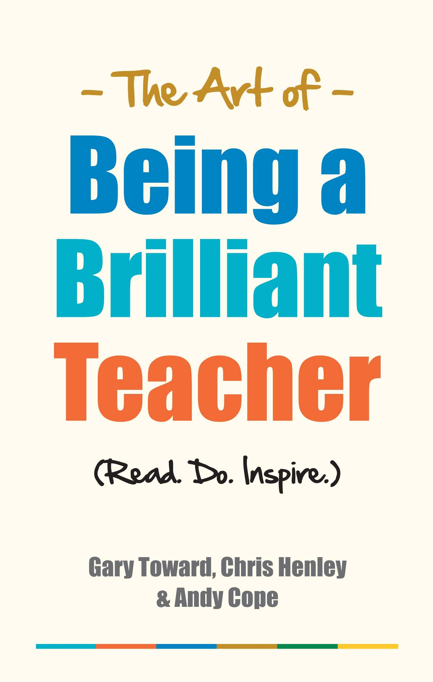 How to be a Brilliant Teacher ebook