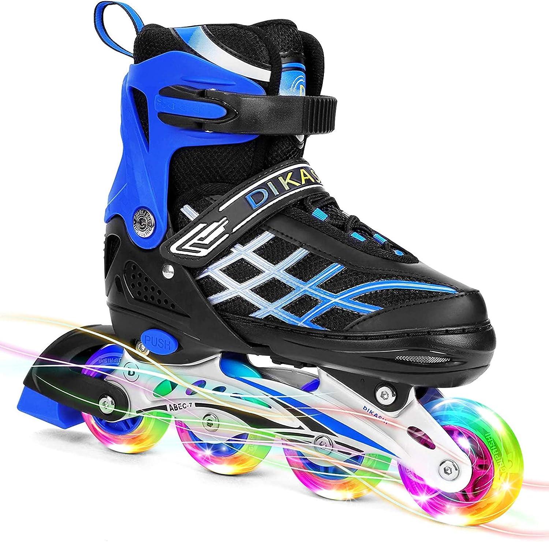Pink SFR Pulsar Kids Adjustable Inline Skates