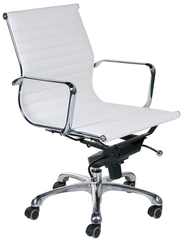 Amazon.com: italmodern Otto parte trasera baja silla de ...