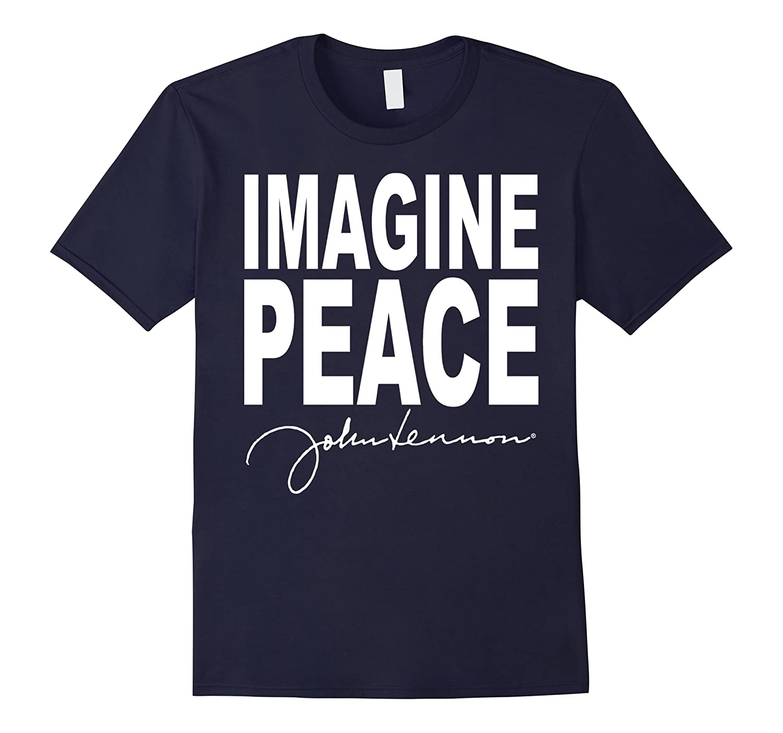 John Lennon Imagine Peace T Shirt RT Rateeshirt