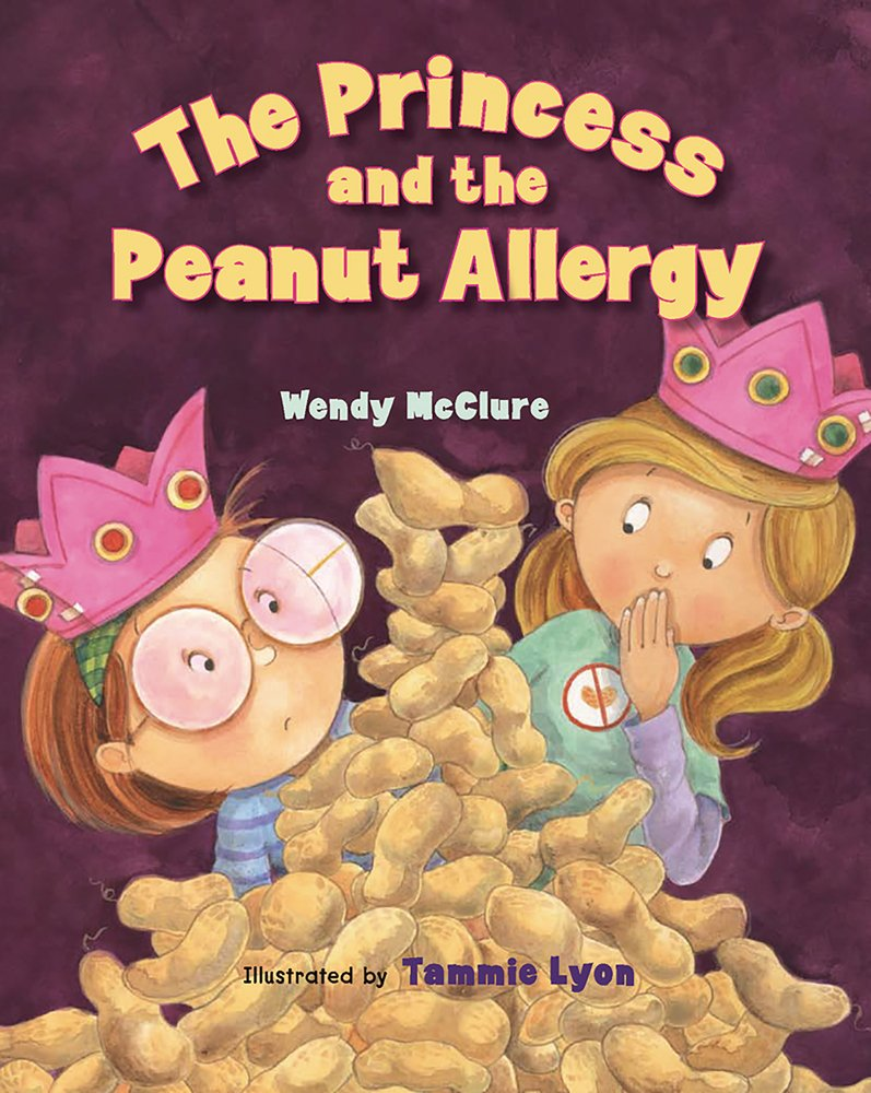 Read Online The Princess and the Peanut Allergy pdf epub