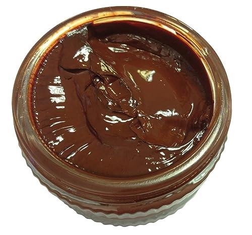 Crema De Cuidado Para Cuero Liso Collonil Shoe Cream 50 ml (Marrón) lqNLH