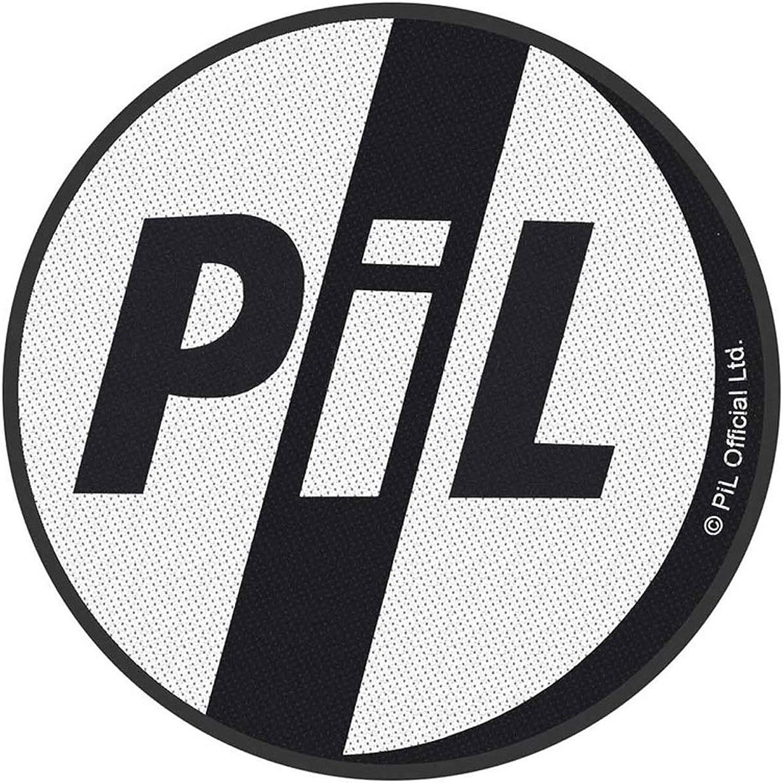 PIL (Public Image Ltd) Estándar Parche Logo (Venta Paquete ...