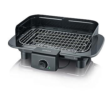 Test Elektrogrill Severin Pg 2791 : Severin pg barbecue grill w tischgrill grillfläche