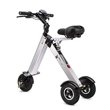 MT TopMate ES31 Scooter eléctrico Mini Triciclo | Interruptor de ...