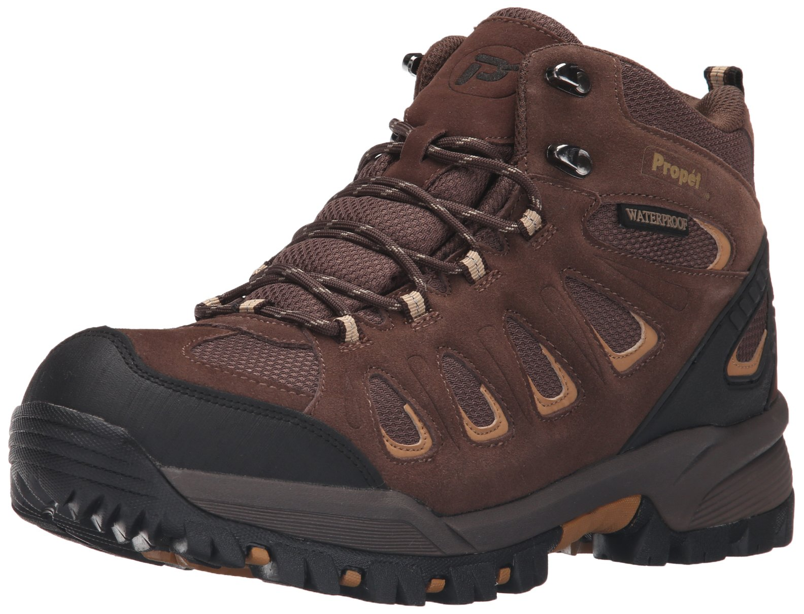 Propet Men's Ridge Walker Hiking Boot, Brown, 12 XX (5E)