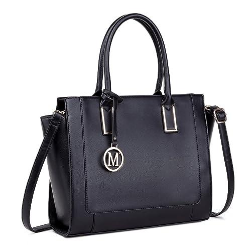 Amazon.com: Miss Lulu portafolios de mujer bolsos y ...